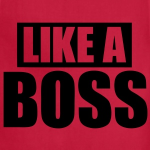 Like A Boss Hoodies - stayflyclothing.com - Adjustable Apron