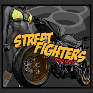 STREETFIGHTERS - Adjustable Apron