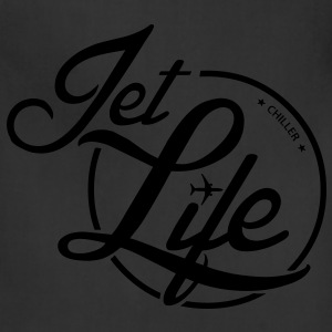 Chiller Jet Life T-Shirts - Adjustable Apron