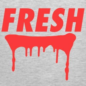Fresh Sweatshirt Red - Men's Premium Tank