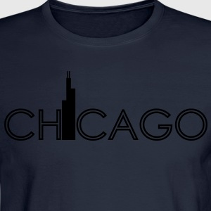 Chicago - Men's Long Sleeve T-Shirt