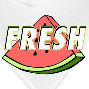 Fresh Watermelon Tee - Bandana