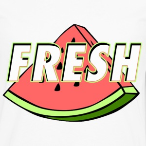 Fresh Watermelon Tee - Men's Premium Long Sleeve T-Shirt