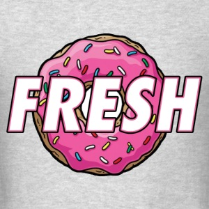 Fresh Donut Tee - Men's T-Shirt
