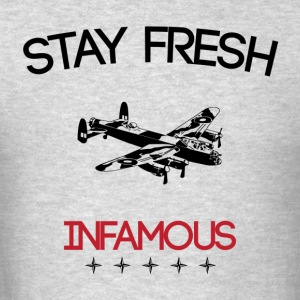 Stayfresh_Infamous Long Sleeve Shirts - Men's T-Shirt