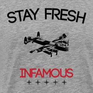 Stayfresh_Infamous Long Sleeve Shirts - Men's Premium T-Shirt