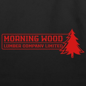 Morning Wood Lumber Company - Eco-Friendly Cotton Tote