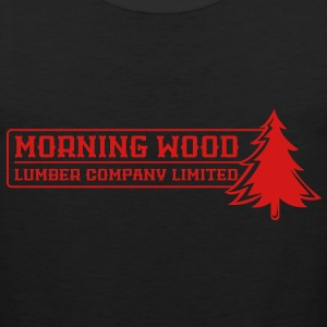 Morning Wood Lumber Company - Men's Premium Tank
