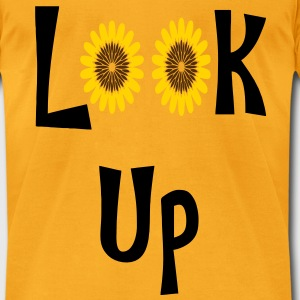 look up Bags  - Men's T-Shirt by American Apparel