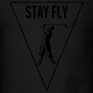 stay_fly_golf Long Sleeve Shirts - Men's T-Shirt