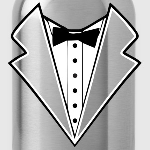 tuxedo T-Shirts - Water Bottle
