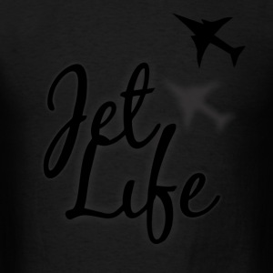 just_jet2 Long Sleeve Shirts - Men's T-Shirt