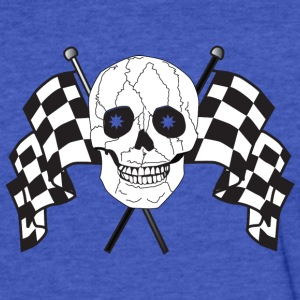 Racing - Fitted Cotton/Poly T-Shirt by Next Level