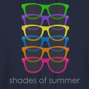 Shades of Summer Women's T-Shirts - Men's Hoodie