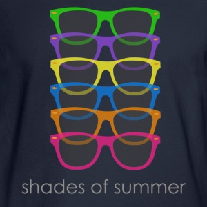 Shades of Summer Women's T-Shirts - Men's Long Sleeve T-Shirt