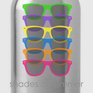 Shades of Summer Women's T-Shirts - Water Bottle