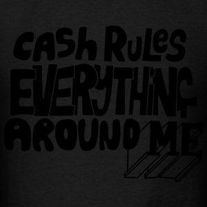 C.R.E.A.M. Cash Rules Everyone Around Me Hoodies - stayflyclothing.com - Men's T-Shirt