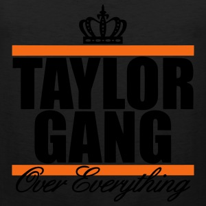 Taylor Gang Over Everything Women's T-Shirts - stayflyclothing.com - Men's Premium Tank