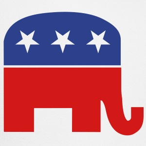 Republican elephant T-Shirts - Trucker Cap