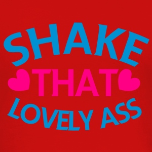 SHAKE that lovely heart ass Zip Hoodies/Jackets - Women's Premium Long Sleeve T-Shirt