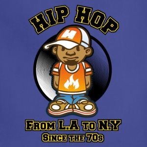Hip-hop T-Shirts - Adjustable Apron
