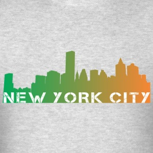 newyork Long Sleeve Shirts - Men's T-Shirt