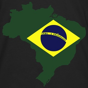 Brazil Map Bags  - Men's Premium Long Sleeve T-Shirt