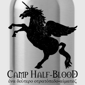 Camp Half-Blood Long Sleeve Shirts - Water Bottle