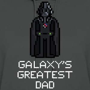 Galaxy's Greatest Dad 1 - Women's Hoodie