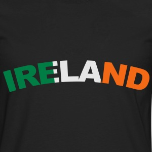 Ireland Hoodies - Men's Premium Long Sleeve T-Shirt