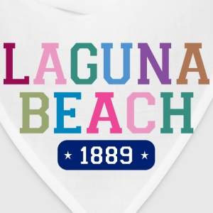 Laguna Beach 1889 V-Neck T-Shirt - Bandana