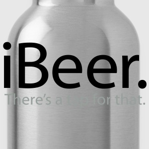 St Patrick's Day iBeer - Water Bottle