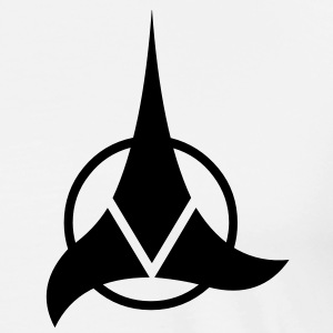 Klingon - VECTOR Hoodies - Men's Premium T-Shirt