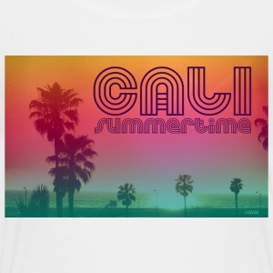 california summertime Kids' Shirts - Toddler Premium T-Shirt