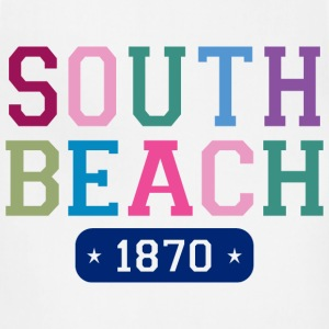South Beach 1870 Tall T-Shirt - Adjustable Apron