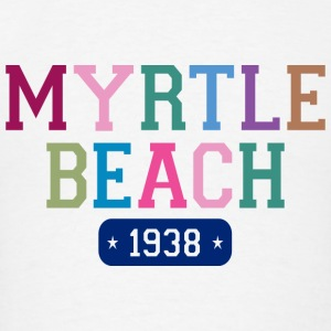 Myrtle Beach 1938 Hooded Sweatshirt - Men's T-Shirt
