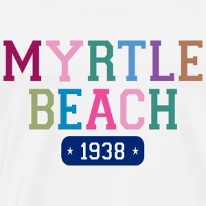 Myrtle Beach 1938 Hooded Sweatshirt - Men's Premium T-Shirt