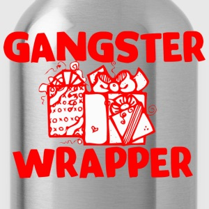 Gangster Wrapper - Water Bottle