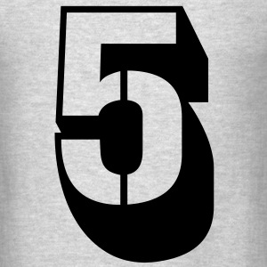 5 FIVE Long Sleeve Shirts - Men's T-Shirt