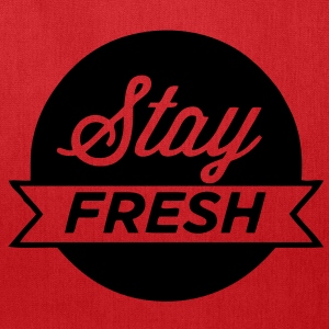 Stay Fresh Women's T-Shirts - stayflyclothing.com - Tote Bag