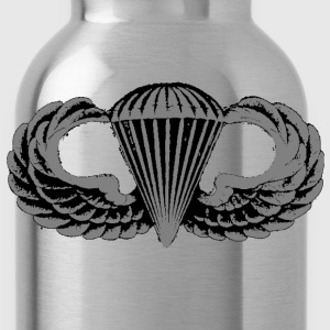 Airborne T-Shirts - Water Bottle