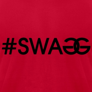 #SWAGG Hoodies - stayflyclothing.com - Men's T-Shirt by American Apparel