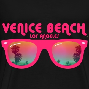 Venice beach los angeles Bags  - Men's Premium T-Shirt