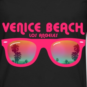 Venice beach los angeles Bags  - Men's Premium Long Sleeve T-Shirt
