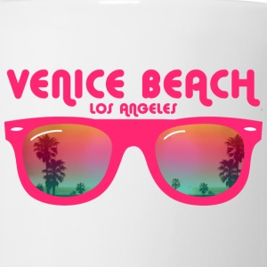Venice beach los angeles Buttons - Coffee/Tea Mug