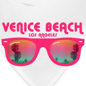 Venice beach los angeles Buttons - Bandana