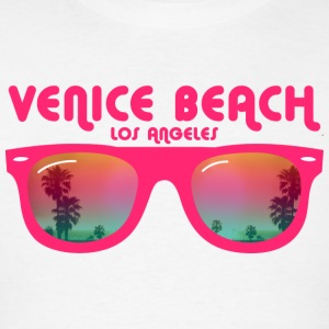 Venice Beach Los Angeles Long Sleeve Shirts - Men's T-Shirt