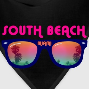 South Beach Miami sunglasses Bags  - Bandana