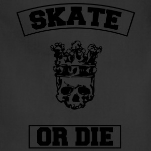 SKATE OR DIE Hoodies - Adjustable Apron