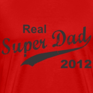 superdad Hoodies - Men's Premium T-Shirt